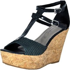 Bruno Menegatti 9107 Women's Leather Wedge Sandal *** You can find more details by visiting the image link.