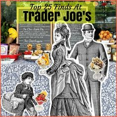 What to buy at Trader Joe's!