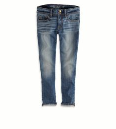 AE - Skinny Jean Crop. Reminds me of the Boy Jean without the button fly.