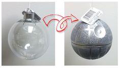 DIY instructions for Deathstar ornament (Diy Ornaments Disney)
