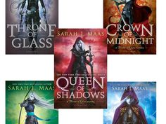 I got: Throne of Glass! What Book Series Is Your Life?