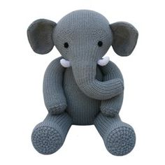 Elephant (Knit a Teddy)