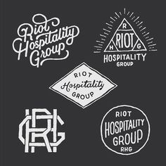 Hospitality with a bad ass twist. @riothospitalitygroup have commissioned me for…