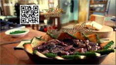 You see the QR code on TV, pick up your smartphone, open the QR app, go nearer the TV . Qr App, Fun Cooking, Bbc, Smartphone, Coding, Food, Meals, Yemek, Eten