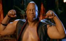 & cassius from little nicky Little Nicky, Sumo, Wrestling, Movies, Lucha Libre, Films, Cinema, Movie, Film