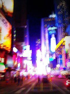 bright lights, big city. #nyc #timessquare