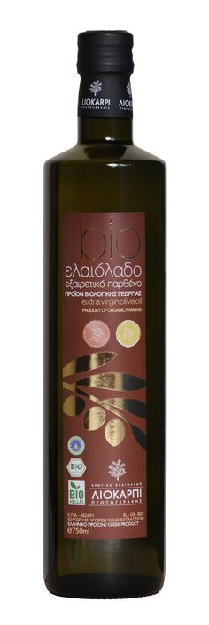 BIO Liokarpi Cretan Extra Virgin Olive Oil, produced exclusively from organic Koroneiki olives in limited quantities at the famous Minoan groves of Faistos.http://agoragreekdelicacies.co.uk/online-shop/4570272291/Organic-Selection