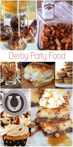 Kentucky Derby Food Ideas
