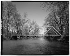 1.  VIEW OF BRIDGE, LOOKING WEST - James River Bridge, .6 mile North of Greene-Christian County Line, Springfield, Greene County, MO