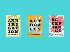 If there's one trilogy we could possibly get through in a single month, it's Jeff VanderMeer's 'Southern Reach' series.