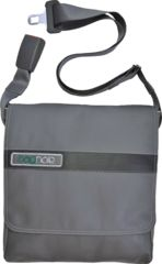 BAGnole- bags made from recycled car parts : seat belts, cart seats, air bag... www.bagnole.ca