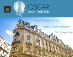 Home Page Oscar Immobilier