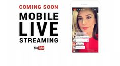 Suite au lancement de YouTube Live Streaming, la diffusion de vidéo en direct sur le réseau social Y...
