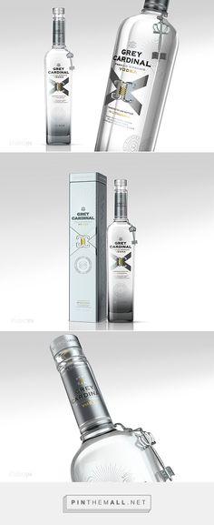 50 shades of Vodka: GREY CARDINAL PD