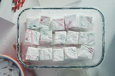 I made peppermint marshmallows for Christmas and they were awesome. Here's my recipe...