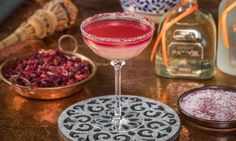 Try the #CoralinaMargarita with red wine and refreshing citrusy flavors. Cast your vote for #MargaritaOfTheYear now: