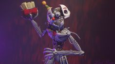 Ennard Stole Your Exotic Butter by Lord-Kaine on DeviantArt Ennard Sister Location, Fnaf Movie, Freddy 's, Horror Video Games, Fandom, High Five, Markiplier, Five Nights At Freddy's, Creepy