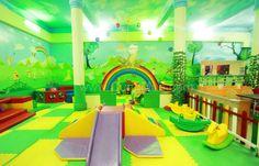 Khu vui chơi dành cho trẻ em tại The Golden Palm, Một địa điểm lý tưởng cho…