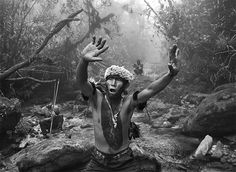 The Yanomami: An isolated yet imperiled Amazon tribe. The Indian group has official protection, but its large reserve in Brazil is coveted by mining companies and large farming enterprises with political clout. #Photography by Sebastião Salgado