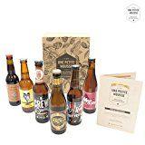 Bières de dégustation - coffret 6 bouteilles - sélectionnées par Une Petite Mousse