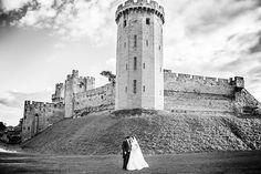 wedding photography at Warwick Castle Warwick Castle, Tower Bridge, Dream Wedding, How To Memorize Things, Wedding Inspiration, Wedding Photography, Portrait, Travel, Beautiful