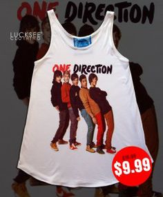 one direction merchandise | One Direction 1D White Dress