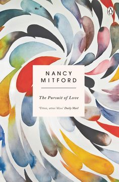 Penguin has published new editions of a series of books by author Nancy Mitford, which have cover design inspired by textile prints.