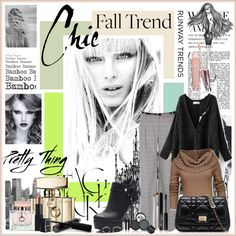 """CHIC Fall Trends"" by fashiontake-out on Polyvore"