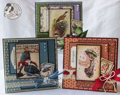 Love these Place in Time cards from @Gloria Stengel! With the cutapart pages, you have unlimited resources for cards and calendars alike! #graphic45 #cards