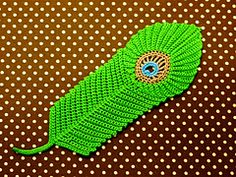 Ravelry: Pattern Search Peacock Feather Motif