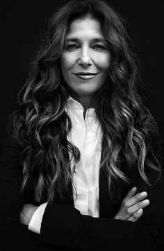 Catherine Keener...this is the hair style I'm going for...almost there length-wise.
