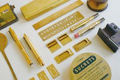 BRASS PRODUCTS | TRAVELER'S COMPANY