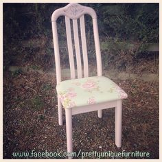 """""""#anniesloan #ascp #antoinette #chalkpaint #distressed #distressedfurniture #etsy #forsale #handpainted #instahome #loveit #morethanpaint #paintedfurniture #pink #prettyuniquefurniture #chair #tableandchairs #refurbished #shabby #shabbychic #upcycled #vintage"""" Photo taken by @prettyuniquefurniture on Instagram, pinned via the InstaPin iOS App! http://www.instapinapp.com (03/05/2015)"""