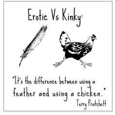 erotic vs kinky
