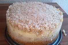 Wattekuchen Cotton cake, a refined recipe in the category of cakes. Cookies Et Biscuits, Cake Cookies, German Baking, Cotton Cake, German Cake, Tasty Bakery, Gateaux Cake, Pudding Desserts, Sweet Cakes