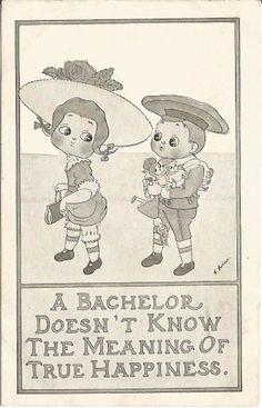 Antique 1911 Postcard Cute Artist Signed H by postcardsintheattic, $6.99 New Listing: #postcard #ephemera #antique #vintage #vintagepaper #etsy #antiquepaper #collectible #antiquepostcard #vintagepostcard