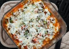This recipe makes a great vegetarian entree or side dish.