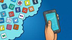 21 of the Best Social Media Apps for Marketers in 2020 Social Marketing, Marketing Digital, Mundo Do Marketing, Content Marketing, Affiliate Marketing, Facebook Marketing, Internet Marketing, Social Media Advantages, Social Media Apps