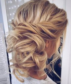 Loose+Messy+Updo