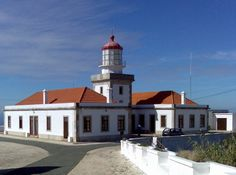 Cabo Mondego Light, Figueira da Foz, Portugal