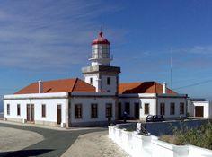 Cabo Mondego Light, Figueira da Foz, Portugal