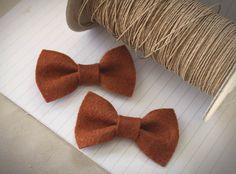 little bows for little girls.