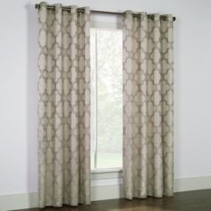 Shop for Lisbon Morrocan Jacquard Curtain Panel. Free Shipping on orders over $45 at Overstock.com - Your Online Home Decor Outlet Store! Get 5% in rewards with Club O!