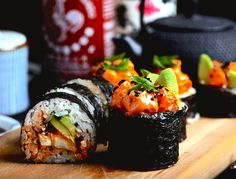 Here are nine amazing vegan sushi recipes that are packed with flavor and are sure to please even the pickiest eaters.