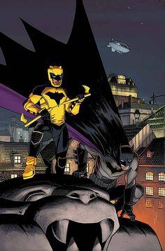 SCOTT SNYDER Talks ALL-STAR BATMAN Returned Characters, DUKE's Future - SPOILERS