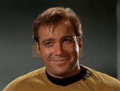 Kirk smirk