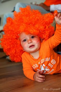We are all having a great hair day & Orange period by kees straver Orange Color, Orange Zest, Orange Blossom, Orange You Glad, Colorful Candy, Halloween Cupcakes, Orange Recipes, Orange Crush, Happy Colors