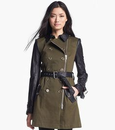 Taiduosheng Women's Army Green Anorak Jacket Lightweight ...