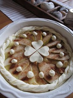 PASTU domov: Hruškový koláč s pudinkem Pancakes, Breakfast, Morning Coffee, Pancake, Crepes