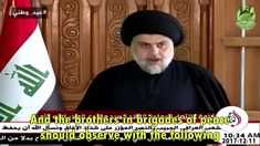 The Fifty Fifth Friday Of The Iraqi Leader Al Sayyid Muqtada Al Sadr Tr The Twenties Iraqi Leader